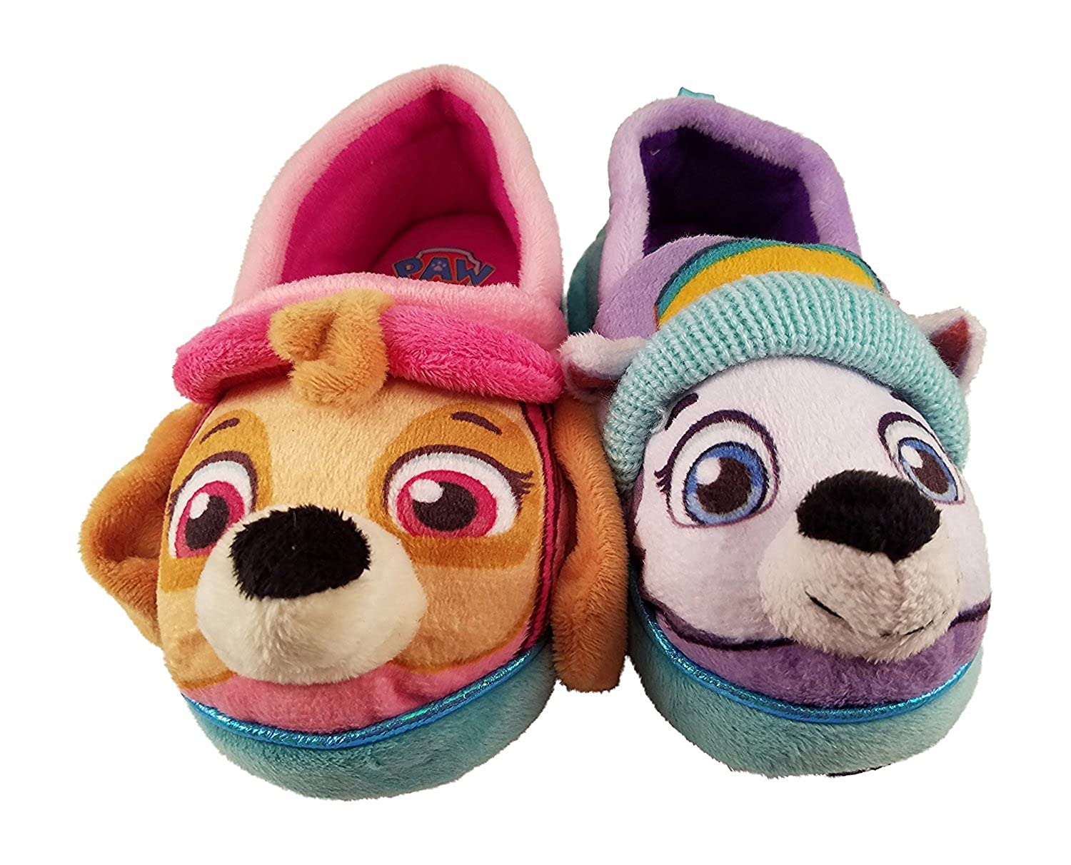 Paw Patrol Skye and Everest Slippers for Girls