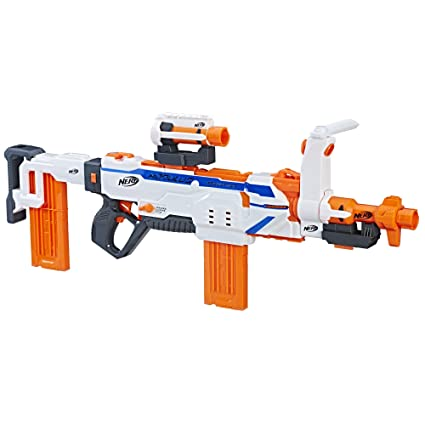 WII NERF N-Strike & N-Strike Elite Switch Shot EX-3 Bundle