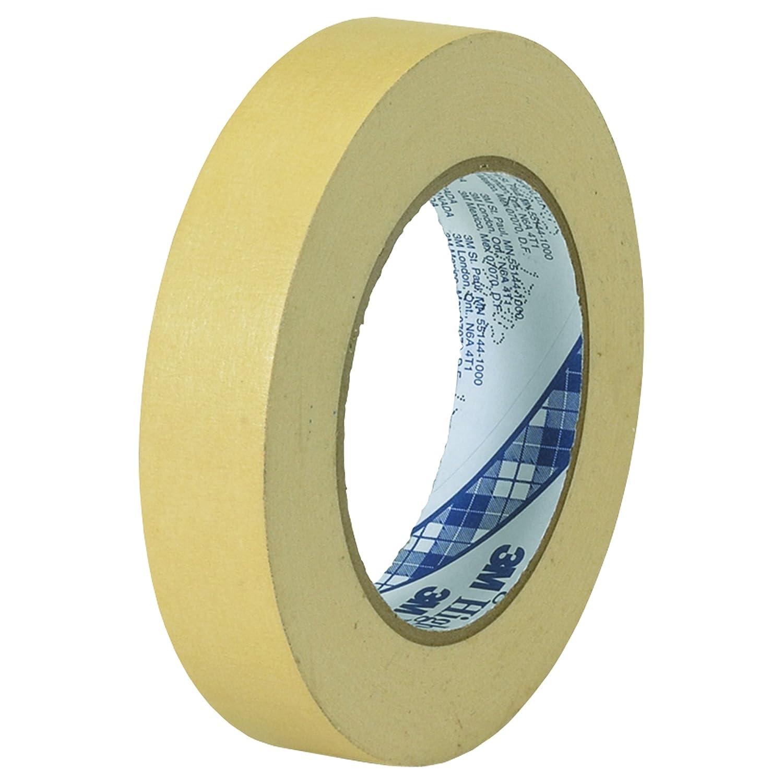 """24 Roll 1-1//2/"""" 60 YD General Purpose Paper Masking Tape Holding Bundling Sealing"""