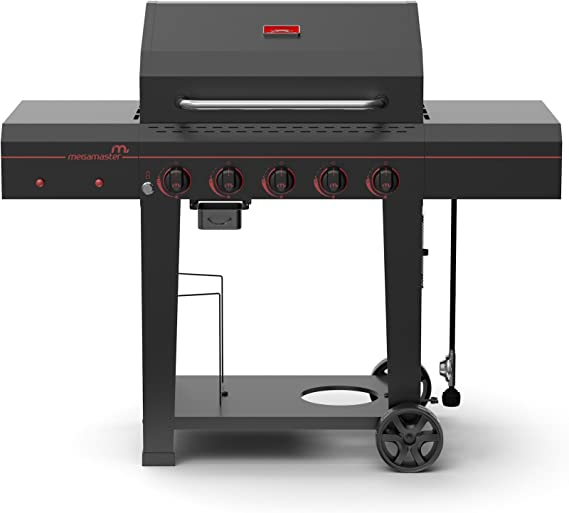 Megamaster 720-0982 Propane Gas Grill