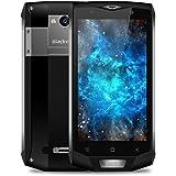 Blackview BV8000 Pro 4G Smartphone in Offerta, Android 7.0 Octa-Core Cellulare Dual SIM Con 5.0 Pollici FHD - 6GB RAM + 64GB ROM - 8MP & 16MP Fotocamera - 4000mAh Batteria Fast-chage, Telefono Cellulare Impermeabile IP68/ Antiurto/ Antipolvere - Grigio