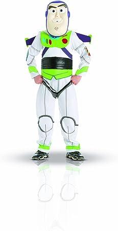 Disney 154495M - Disfraz infantil de Buzz Lightyear con máscara ...