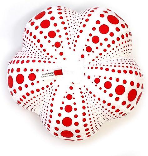 Kusama Yayoi Red White Pumpkin Mascot Box Dots Japan Keychain Japan