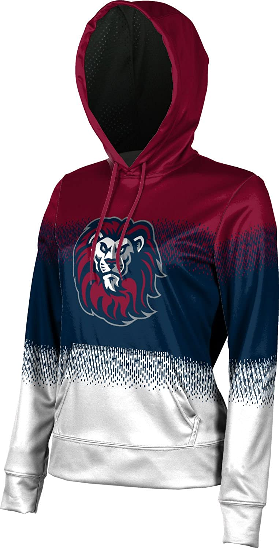 School Spirit Sweatshirt Geometric ProSphere Loyola University Maryland Mens Pullover Hoodie