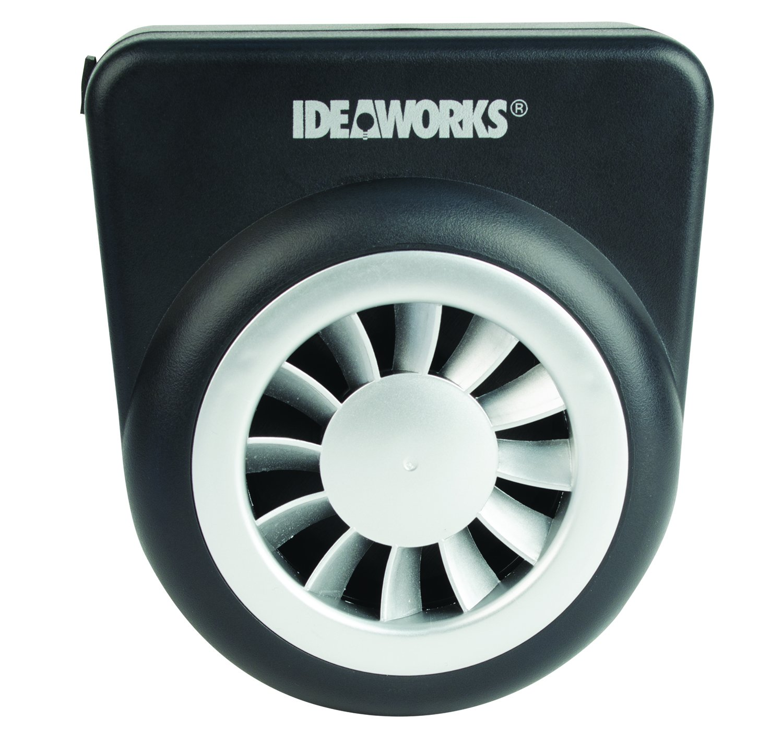 IdeaWorks Solar Auto Fan/Vent (1-Pack)