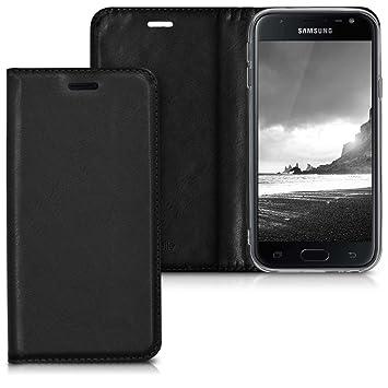 b438cb4ed6f kwmobile Funda compatible con Samsung Galaxy J3 (2017) DUOS: Amazon.es:  Electrónica
