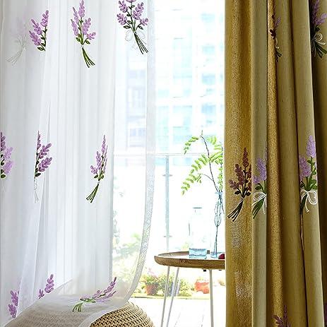 White curtains with purple flowers images flower decoration ideas amazon purple flowers voile sheer curtains anady top 2 panel purple flowers voile sheer curtains anady mightylinksfo