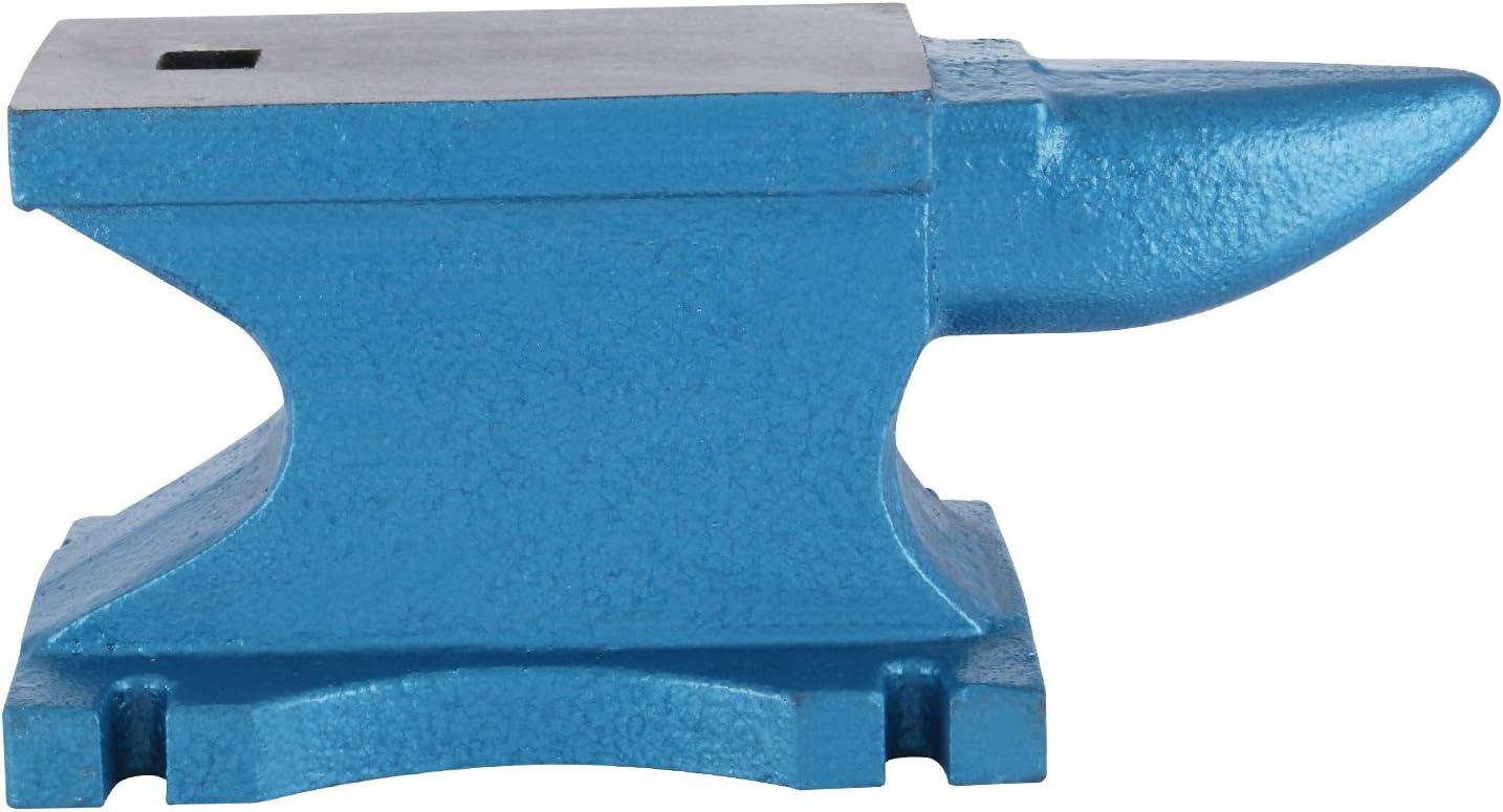Moracle Yunque 25KG Professional Metal Yunque de Herrero con Superficie de Trabajo Ideal para Trabajadores Metalúrgicos y Herreros