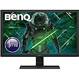 BenQ GL2780 27 Inch 1080p 1 ms 75 Hz LED Eye-Care Gaming Monitor, Anti-Glare, HDMI