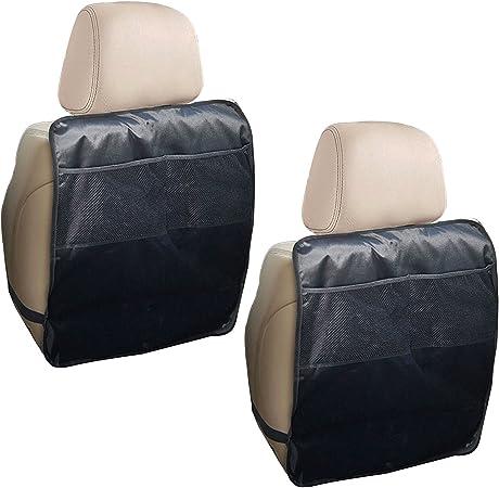 furgone Xcellent Global Protezione schienale sedili auto extra large con tasche per auto 2 pezzi SUV impermeabile HG156