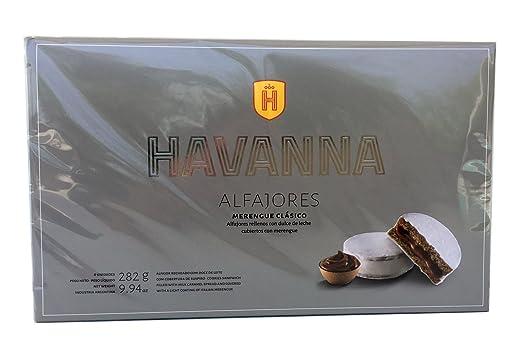 Amazon.com : havanna alfajores merengue clasico x 6 : Grocery & Gourmet Food