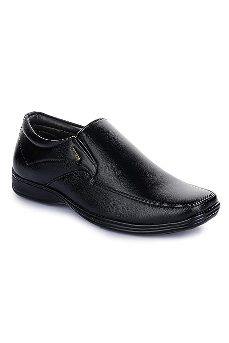 Fort99-3 Black Formal Shoes-10 UK