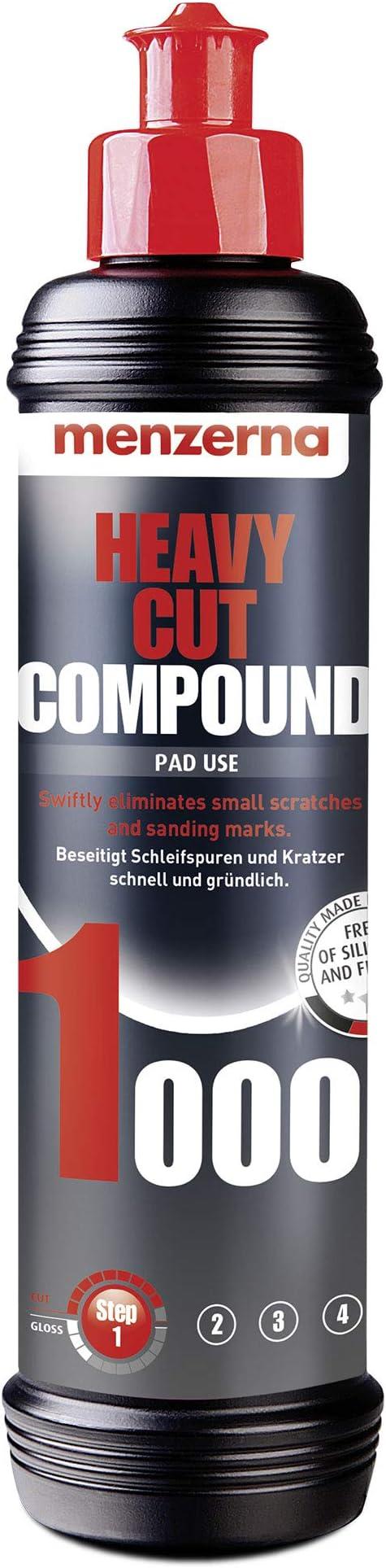 Menzerna Heavy Cut Compound Schleifpaste 1000 250ml Auto