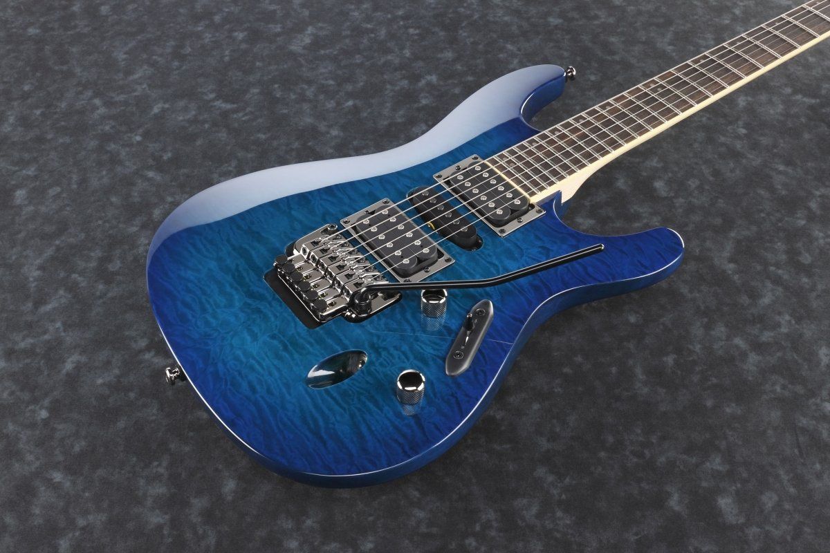 Standard S670QM-SPB Sapphire Blue: Amazon.es: Instrumentos musicales