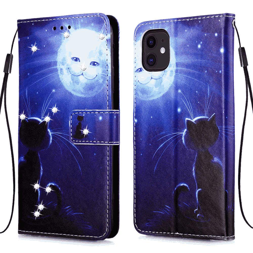 Panda Wallet Case for Samsung Galaxy S20 Plus PU Leather Flip Cover Compatible with Samsung Galaxy S20 Plus