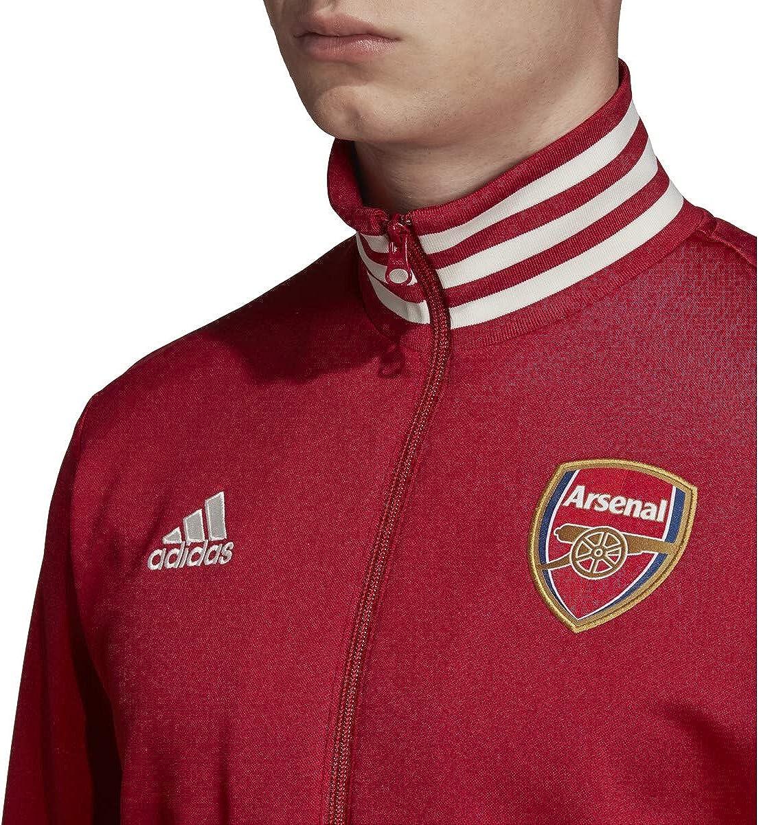 adidas 2019-2020 Arsenal - Chaqueta de chándal (3 Rayas): Amazon ...