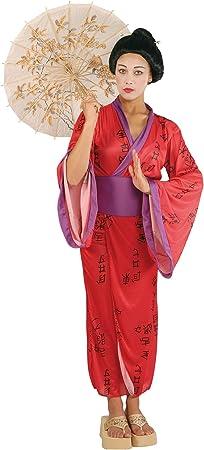 Guirca 80121, Disfraz Adulto Japonesa, Talla 42-44: Amazon.es ...