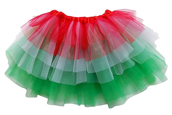 5f370a1dfe1a2 Amazon.com  So Sydney Adult Plus Kids Size 6 Layer Fairy Tutu Skirt  Halloween Costume Dress  Clothing