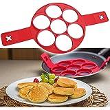 Flippin' Fantastic Pancake Maker Perfect Breakfast Maker Eggs Omelette