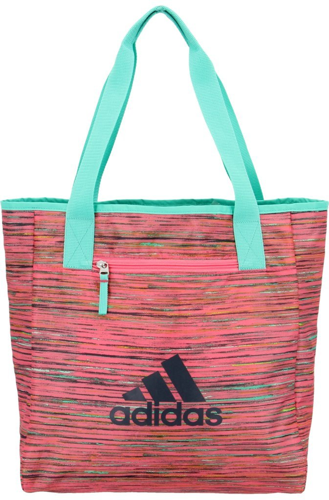 adidas Studio II Tote Bag, Green, One Size