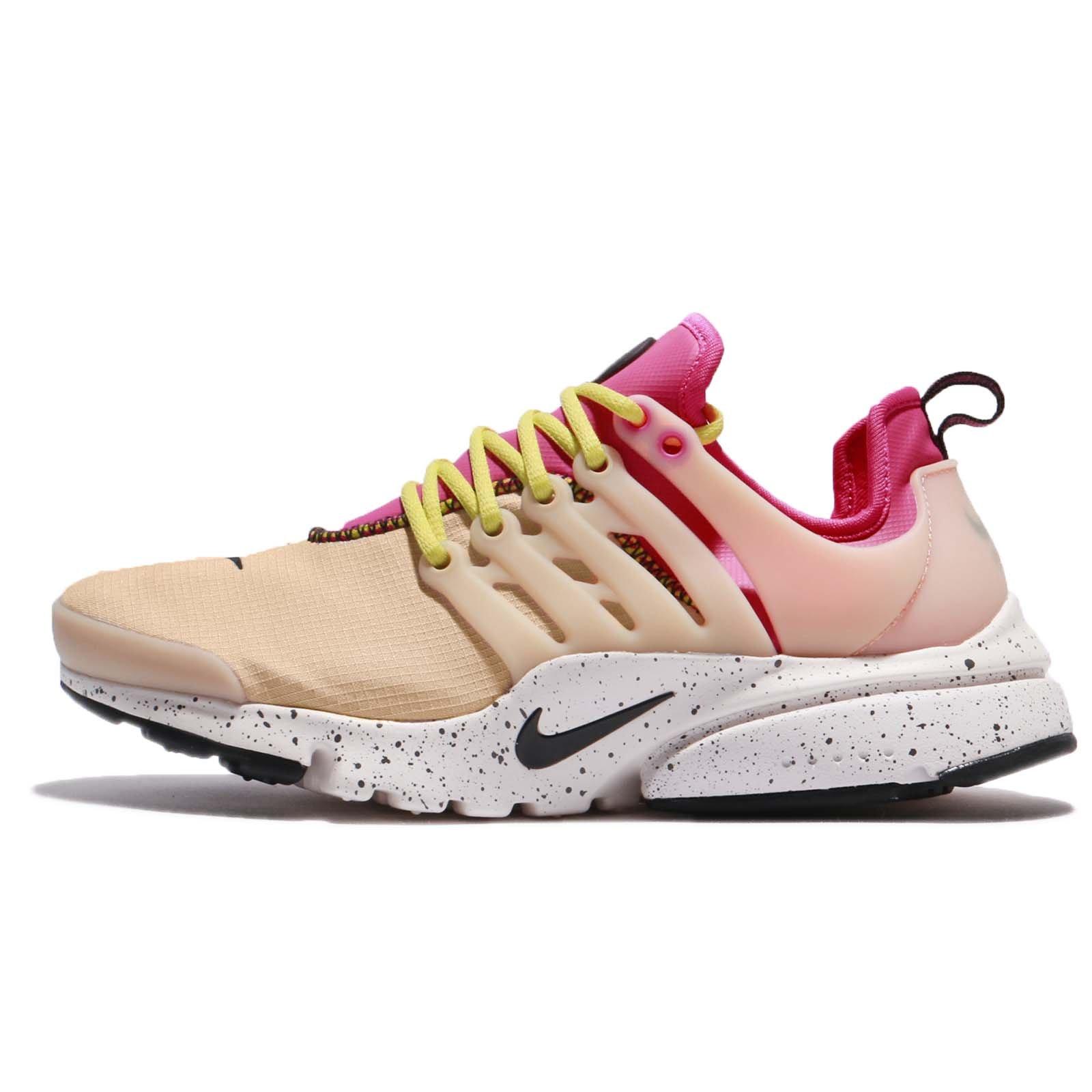 separation shoes 5d858 9b621 Nike Women's WMNS Air Presto Ultra SI, Mushroom/Deadly Pink-Black, 7 US