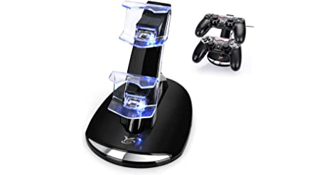 Y Team Playstation 4 Slim Controller Charger Charging Docking Station only $9.37
