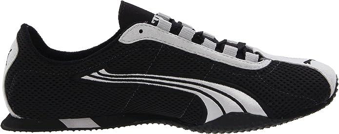 Puma H-Street Womens Black Mesh Running Shoes Size 7.5 UK UK 7.5  Amazon.co. uk  Shoes   Bags 6791cf8b7