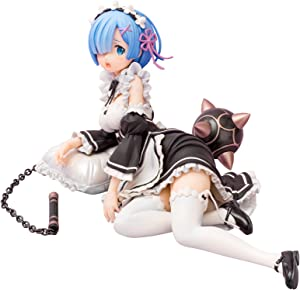 Chara-ani Re: Zero: Starting Life in Another World: Rem 1: 7 Scale PVC Figure
