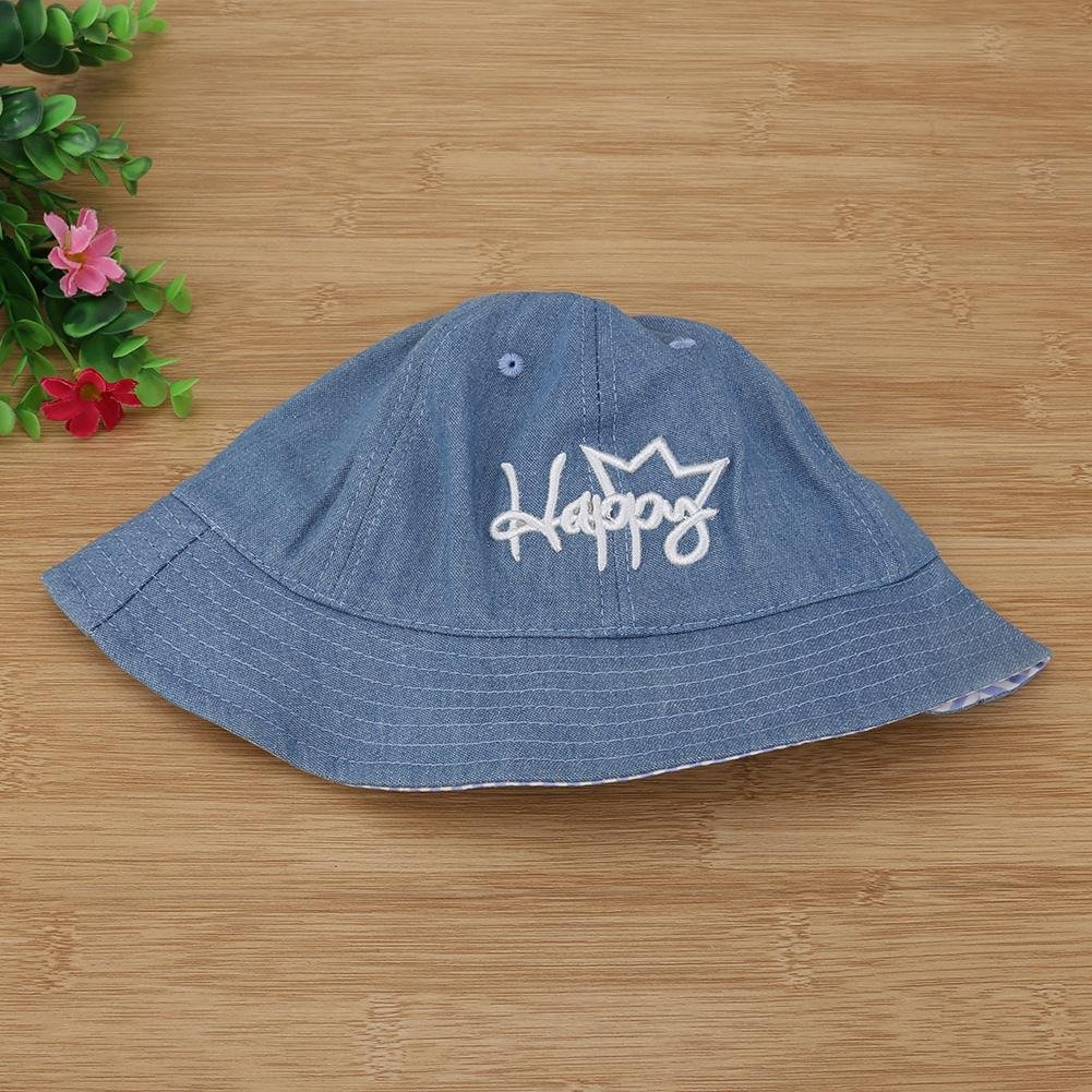 Baby Caps,amazingdeal Infant Fisherman Cowboy Hat Cartoon English Alphabet Sun Hat
