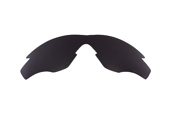 Best SEEK OPTICS Replacement Lenses Oakley M2 FRAME Asian Fit - Polarized  Black