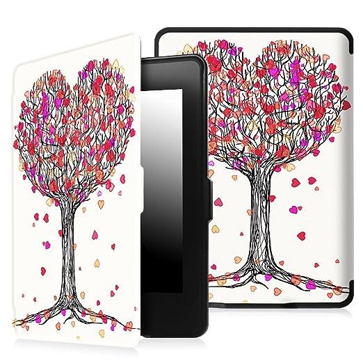 398 opinioni per Fintie Kindle Paperwhite Custodia- Case Cover Custodia Ultra Sottile per Amazon