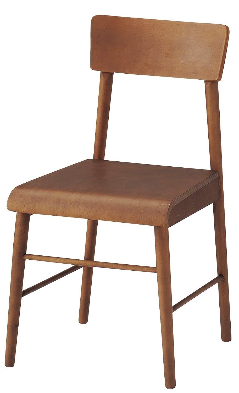 高梨産業 チェア 木製イス 曲げ木加工 ブラウン RS-C3840   B00AELRF9Y