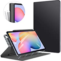 Ztotop Case for Samsung Galaxy Tab S6 Lite 10.4 inch 2020, Strong Magnetic Ultra Slim Minimalist Smart Case, Lightweight Stand Cover with Auto Sleep/Wake Function for Galaxy Tab S6 Lite Tablet, Black