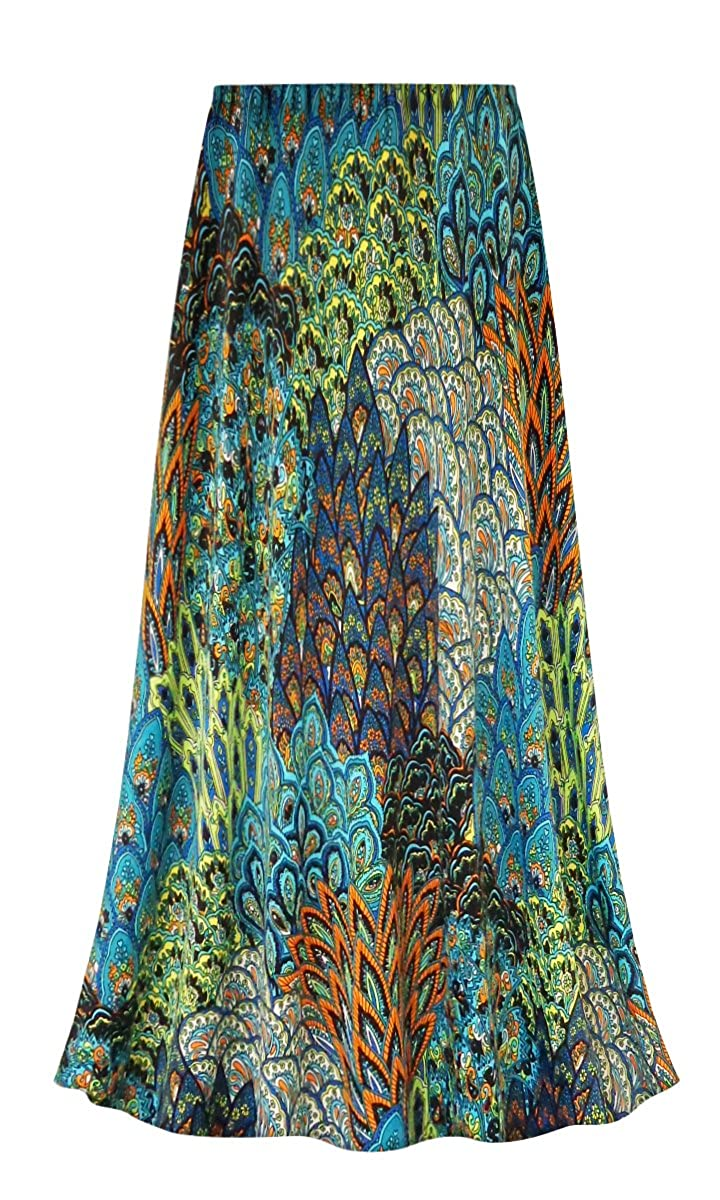 Sanctuarie Designs SKIRT レディース B07FPCBMB2  ピーコック(Peacock) X-Large
