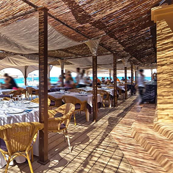 Cerco de bambú 2 x 3 m