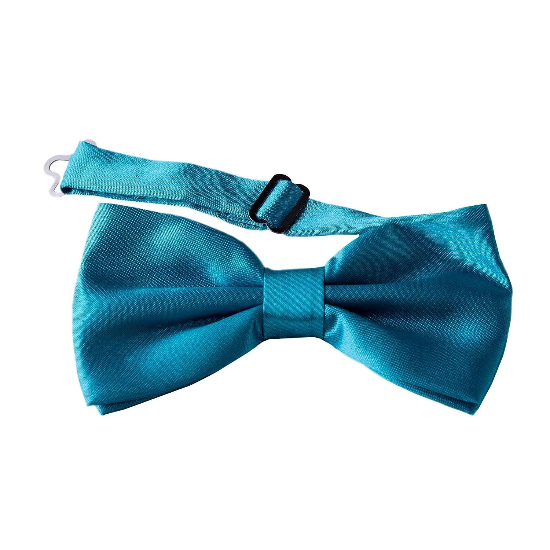 Pre-Legato Regolabile Classico cravatta Ballo baby blue Matrimonio Formale