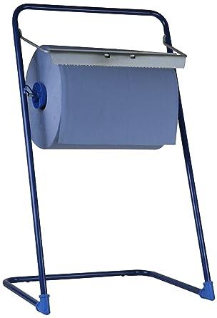 Funny AG-521 - Dispensador para rollos de papel industrial y yeso, para rollos