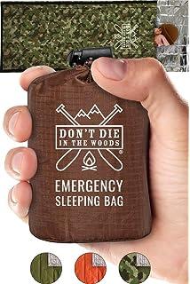 Amazon.com: Tienda de campaña de supervivencia ultraligera ...