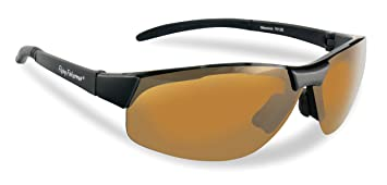 sunglasses lenses polarized  Amazon.com : Flying Fisherman Maverick Polarized Sunglasses (Matte ...