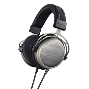beyerdynamic T1 2nd Generation Audiophile Stereo Headphones with Dynamic Semi-Open Design