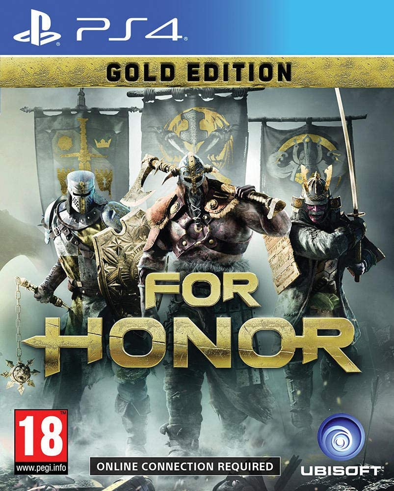 Ubisoft For Honor Gold Edition Oro PlayStation 4 Inglés vídeo ...