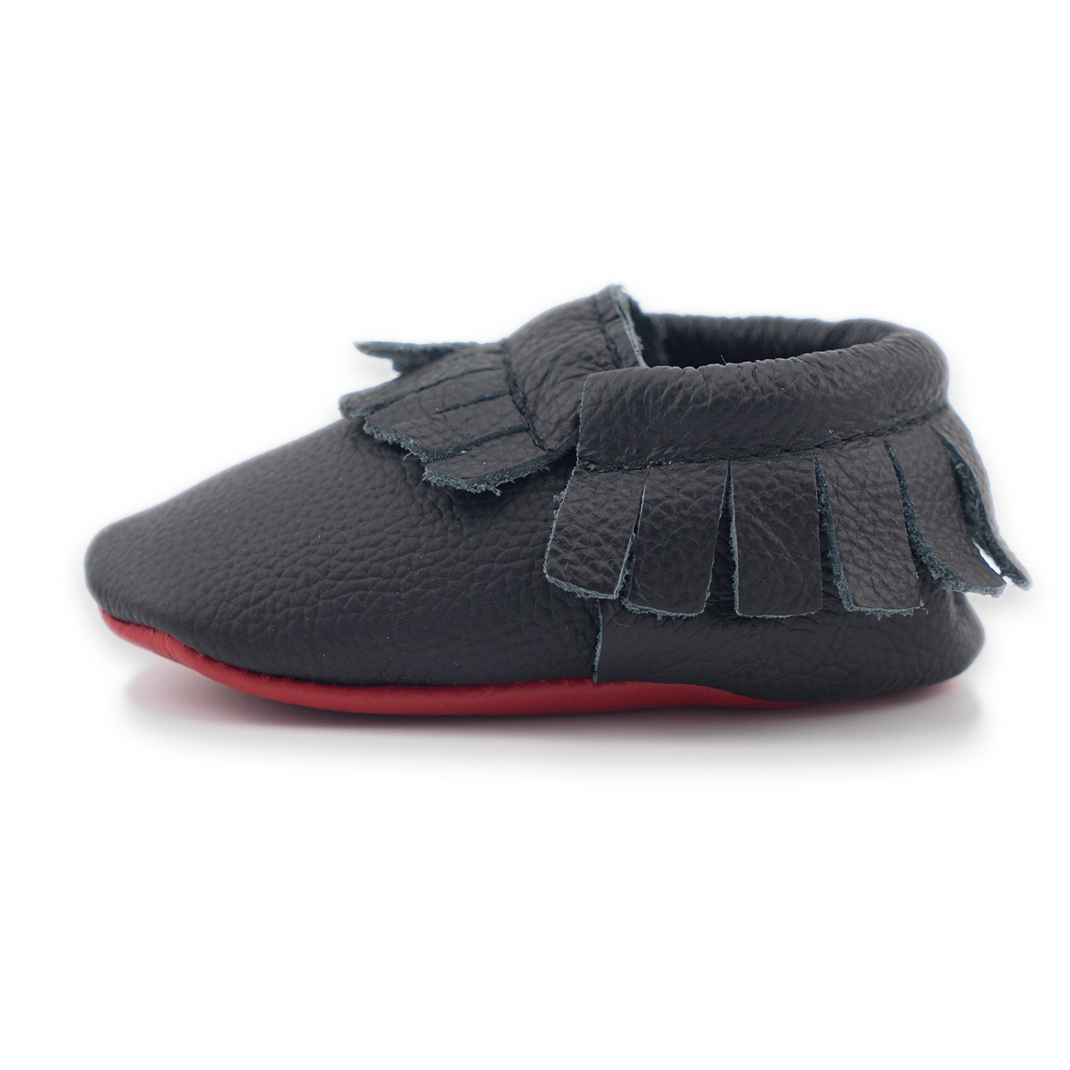 leather sole baby shoes