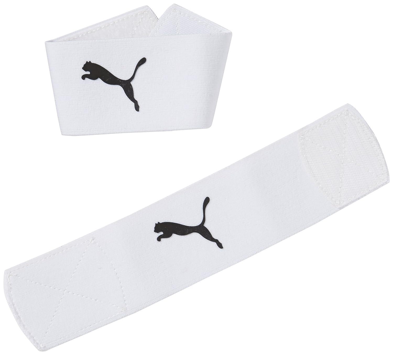 Puma Stutzenhalter Sock Stoppers Wide - Calcetines color blanco/negro talla Talla única 050636011 SZE