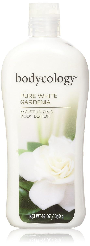 Bodycology Pure White Gardenia Moisturizing Body Lotion 12 Oz