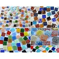 Bazare Masud e.K. Cristales Cuadrados para Mosaico, 15x
