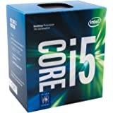 Intel Core i5-7500 - Procesador con tecnología Kaby Lake (Socket LGA1151, Frecuencia 3.4 GHz, Turbo 3.8 GHz, 4 Núcleos, 4, Subprocesos, Intel HD Graphics 630)