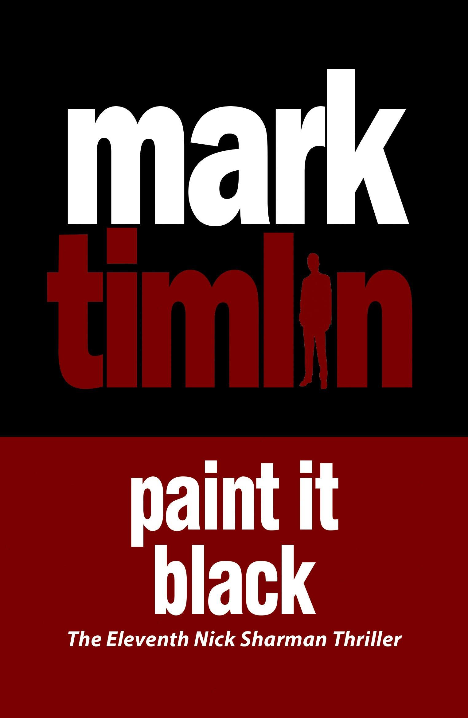 Download Paint It Black (Nick Sharman) ebook