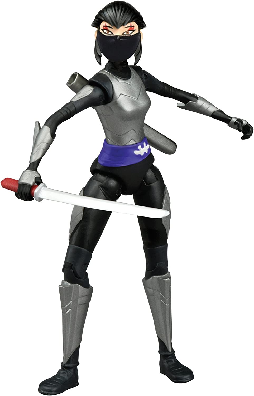 Amazon.com: Teenage Mutant Ninja Turtles Karai Figura de ...