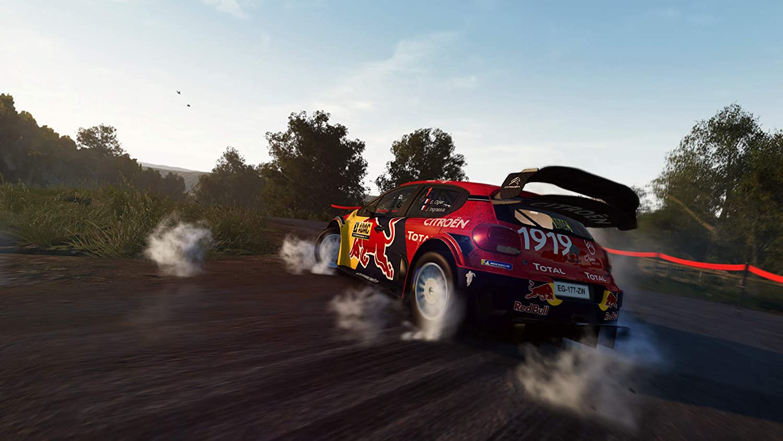 WRC 8 SWITCH (Español, Inglés, Francés, Elemán, Italiano): Amazon.es: Videojuegos
