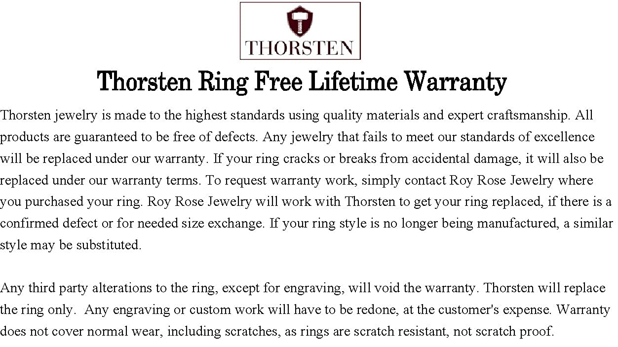 Thorsten Animal Nature Landscape Reindeer Deer Stag Mountain Range Ring Inside Engraved Tungsten Ring 8mm Wide Wedding Band Custom Inside Engraved Personalized from Roy Rose Jewelry